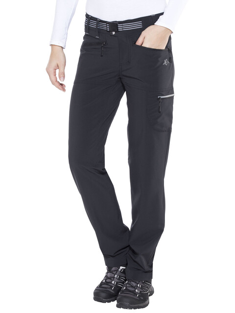 High Colorado Monte - Pantalon long Femme - noir